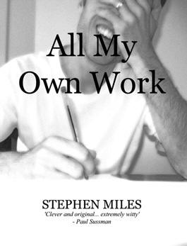 All My Own Work book cover