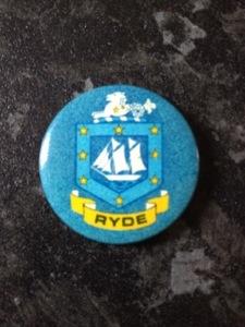 """Ryde"" badge"