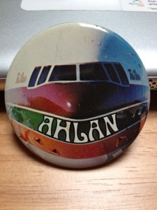 Ahlan badge