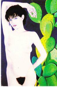 A Prickly Paer by Luciana Martinez de la Rosa (1981)